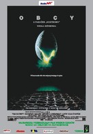 Alien - Polish Video release movie poster (xs thumbnail)