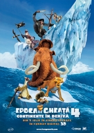Ice Age: Continental Drift - Romanian Movie Poster (xs thumbnail)