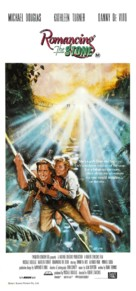Romancing the Stone - Australian Movie Poster (xs thumbnail)