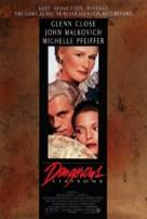 Dangerous Liaisons - Movie Poster (xs thumbnail)