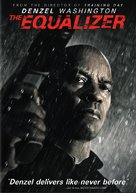 The Equalizer - DVD movie cover (xs thumbnail)