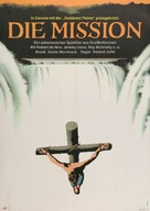 The Mission - German Movie Poster (xs thumbnail)