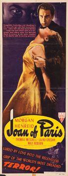 Joan of Paris - Movie Poster (xs thumbnail)