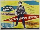 Sing Boy Sing - British Movie Poster (xs thumbnail)