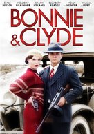 """""""Bonnie and Clyde"""" - DVD movie cover (xs thumbnail)"""