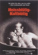 Body Heat - German Movie Poster (xs thumbnail)