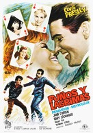 It Happened at the World's Fair - Spanish Movie Poster (xs thumbnail)
