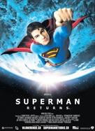 Superman Returns - Swiss Movie Poster (xs thumbnail)