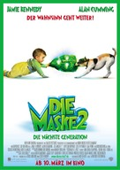 Son Of The Mask - German Movie Poster (xs thumbnail)