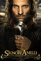 The Lord of the Rings: The Return of the King - Italian Movie Poster (xs thumbnail)
