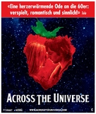 Across the Universe - German poster (xs thumbnail)