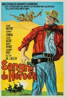 Fort Apache - Argentinian Movie Poster (xs thumbnail)