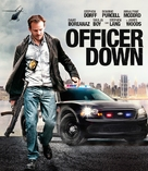 Officer Down - Italian Blu-Ray cover (xs thumbnail)