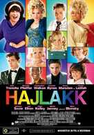 Hairspray - Hungarian Movie Poster (xs thumbnail)