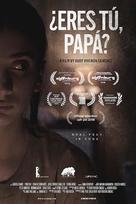 ¿Eres tú, papá? - Cuban Movie Poster (xs thumbnail)