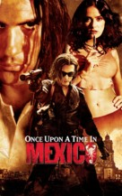 Once Upon A Time In Mexico - Movie Poster (xs thumbnail)
