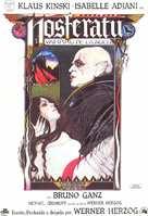 Nosferatu: Phantom der Nacht - Spanish Movie Poster (xs thumbnail)