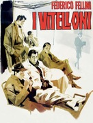 I vitelloni - Italian Movie Cover (xs thumbnail)