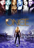 """Once Upon a Time"" - Brazilian DVD cover (xs thumbnail)"
