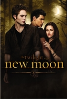 The Twilight Saga: New Moon - Movie Cover (xs thumbnail)
