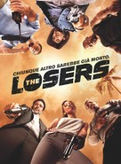 The Losers - Italian DVD movie cover (xs thumbnail)