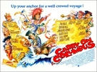 Carry on Columbus - Theatrical movie poster (xs thumbnail)