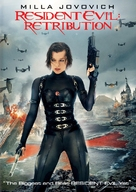 Resident Evil: Retribution - Movie Cover (xs thumbnail)
