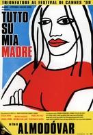 Todo sobre mi madre - Italian Movie Poster (xs thumbnail)