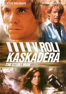 The Stunt Man - Czech DVD movie cover (xs thumbnail)