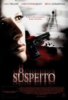 A Killer Upstairs - Brazilian poster (xs thumbnail)