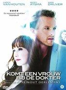 Komt een vrouw bij de dokter - Dutch DVD cover (xs thumbnail)