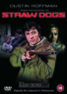 Straw Dogs - British Movie Cover (xs thumbnail)