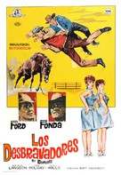 The Rounders - Spanish Movie Poster (xs thumbnail)