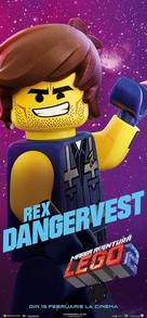 The Lego Movie 2: The Second Part - Romanian Movie Poster (xs thumbnail)