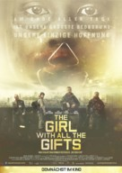 The Girl with All the Gifts - German Movie Poster (xs thumbnail)