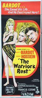 Le repos du guerrier - Australian Movie Poster (xs thumbnail)
