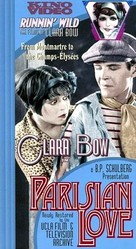 Parisian Love - VHS cover (xs thumbnail)