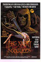 La noche de las gaviotas - Movie Poster (xs thumbnail)