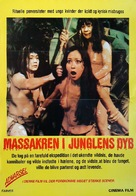 Mangiati vivi! - Danish Movie Poster (xs thumbnail)