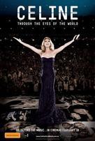 Celine: Through the Eyes of the World - Australian Movie Poster (xs thumbnail)