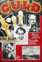 Gold - Danish Movie Poster (xs thumbnail)