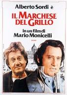 Marchese del Grillo, Il - Italian Movie Poster (xs thumbnail)