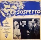 Suspicion - Italian poster (xs thumbnail)