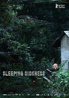 Schlafkrankheit - German Movie Poster (xs thumbnail)