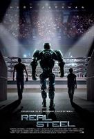 Real Steel - British Movie Poster (xs thumbnail)