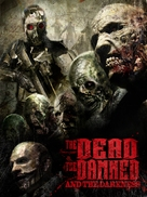 The Dead the Damned and the Darkness - DVD cover (xs thumbnail)