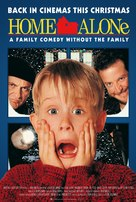 Home Alone - British Movie Poster (xs thumbnail)