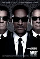 Men in Black 3 - Mexican Movie Poster (xs thumbnail)