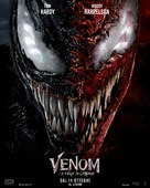 Venom: Let There Be Carnage - Italian Movie Poster (xs thumbnail)
