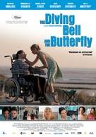 Le scaphandre et le papillon - Dutch poster (xs thumbnail)